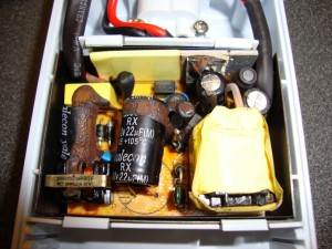 Inside the Sheevaplug Power Supply