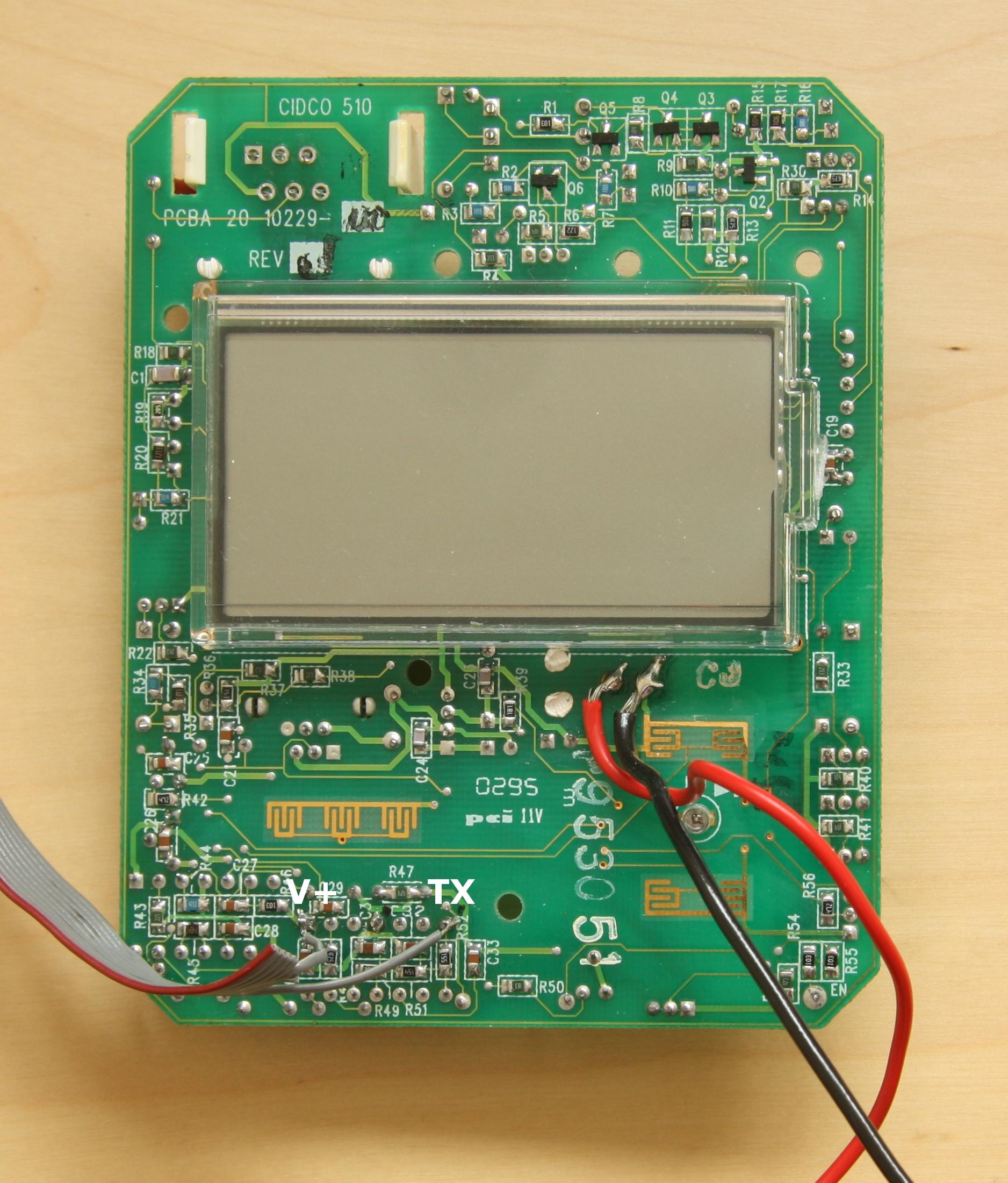 MQTT Caller Display - Hacking the BT Caller Display 50